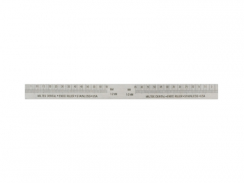 MILTEX Endo Ruler Straight