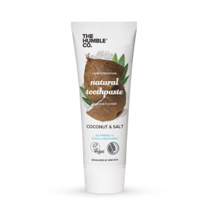 The Humble Co. Natural Toothpaste - Coconut Salt 75ml - 14 tubes