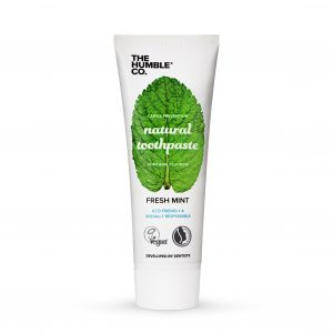 The Humble Co. Natural Toothpaste - Fresh Mint 75ml - 14 tubes