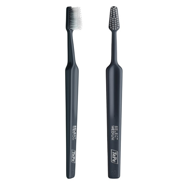 TePe Select Medium Toothbrush - plastic bag